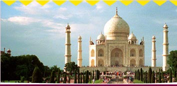 India Taj Mahal Tours